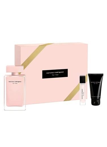 Narciso Rodriguez Parfüm Set Renksiz